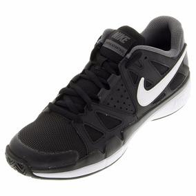 Zapatillas Nike Air Vapor Originales Federer Negras, Únicas!