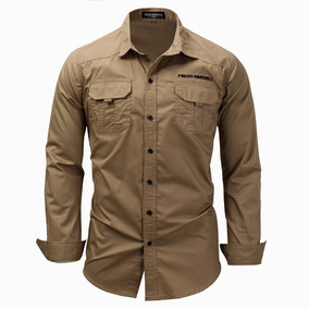 Tamaño De Los Hombres Nuevos De La Solapa De La Camisa De M