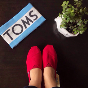 Toms Clasicos Para Mujer