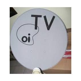05 Antenas 75 Cm Oi R$ 500.00 Completas