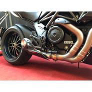Ponteira Escapamento Esportivo Ducati Diavel Taylormade Mexx