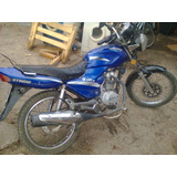 Moto Winner 125 Cc Strong S