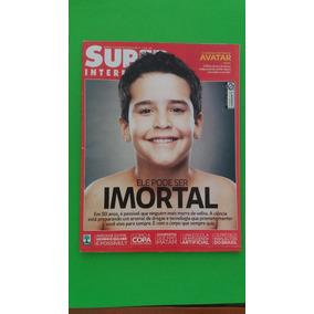 Revista Super Interessante - Ele Pode Ser Imortal