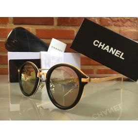 03fafe22a9635 Oculos Feminino - Óculos De Sol Chanel Sem lente polarizada no ...
