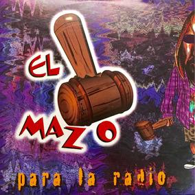 Cd El Mazo Babasonicos Alux Nahual Los Tres Promo Usado