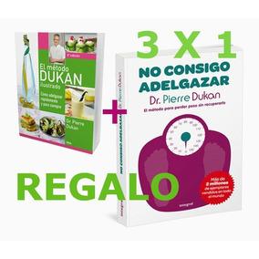El Método Dukan Ilustrado + No Consigo Adelgazar + Regalo