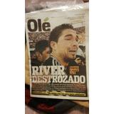 Diario Ole Descenso River Plate Historico Junio 2011