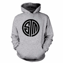 Blusa Moletom League Of Legends Tsm Counter Strike Game Nova