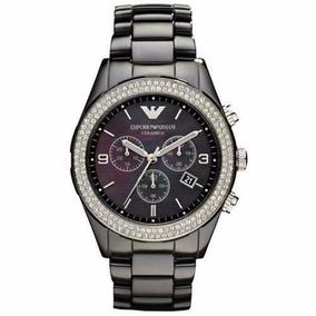 991f7d33c7f Relogio Armani Ceramica Exchange - Relógios De Pulso no Mercado ...