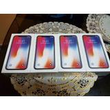 Iphone X 64gb Space Gray Y Silver Sellado Con Garantia