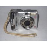 Camara Digital Canon Powershot A560 Modo Manual 7.1mp