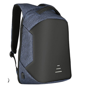 Mochila Backpack Antirobo Impermeable Usb Powerbank Laptop M