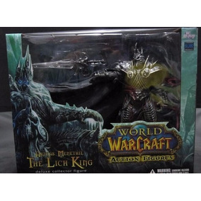 Arthas Lich King Wow World Of Warcraft Action Figure 26cm