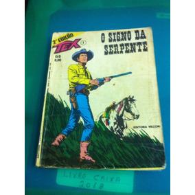 Gibi Tex Normal Nº 01, 2ª Edição
