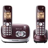 Panasonic Kx-tg6572 Telefono Duo Inalambrico C/contestador