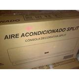 Aire Acondicionado Tipo Split Decorativo De 12000 Btu