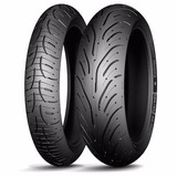 Llanta 180/55r17 Michelin Pilot Road 4 73w Tl +