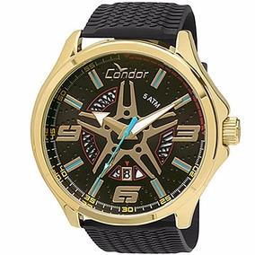 Relógio Condor Masculino Calotas - Co2115vx/8p
