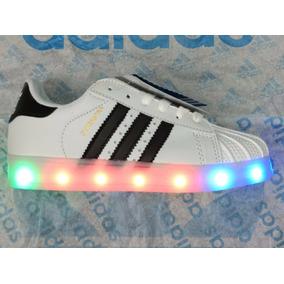 Tenis Luces Led Luminosos + Envio Dhl Express