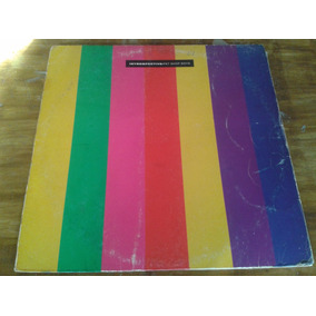 Disco Lp Pet Shop Boys Disco De Vinil - Instrospective