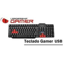 Teclado Gamer Leadership Combat 6772