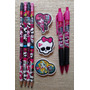 Material Escolar Da Monster High