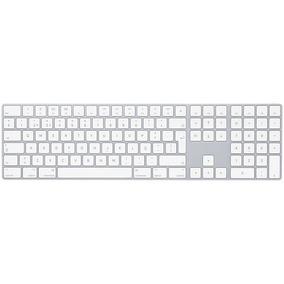 Teclado Apple Magic Keyboard Com Numérico Sem Fio Wirelees