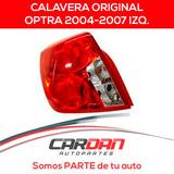 Calavera Original Optra 2004 2005 2006 2007 Nueva Izquierda