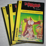 La Brujeria En Mexico. Antonio Salgado Herrera.