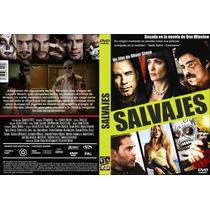 Dvd Savages Salvajes De Oliver Stone Travolta Salma Hayek
