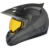 Casco Icon Variant Ghost Carbon Talla Large