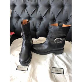 Botas Para Damas Negra - Botas Gucci de Mujer en Mercado Libre México 13a86e7605b