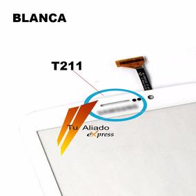 Mica Tactil Blanca Samsung Galaxy Tab 3 7.0 T211 Original