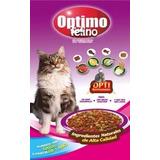 Optimo Felino Para Gatos 20kg - Nupec Envio Gratis
