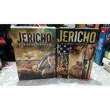 Box Dvd Jericho Primeira E Segunda Temporada Original