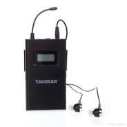 Receptor Takstar Wpm-200r Uhf Monitoreo Inalámbrico In Ear