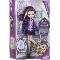 Raven Queen Ever After High Serie Listas Para Había Una Vez