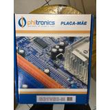 Placa Mae Phitronics G31vs-m G31 Ddr2 4sata Pcie Fsb1333