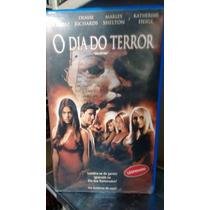 O Dia Do Terror -terror -vhs