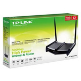 Router Wifi Tp-link Tl-wr841hp 300mbps 2 Antenas 9dbi A Sep