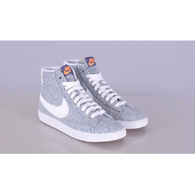 Tênis Nike Blazer Mid Vntg Liberty Qs 100% Original Bem Leve