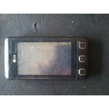 Celular Lg Kp 570 Com Defeito