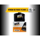 951008 Filtro Aceite Wix Renault Logan