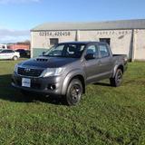 Toyota Hilux Sr 3.0 Tdi Doble Cabina 4x4