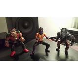 Lote Villanos Tortugas Ninjas Bootlegs