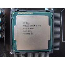 Processador Intel Core I5 4590 Socket 1150 3,3 Ghz + Cooler