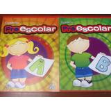 Cuadernos Preescolar A Y B Marca Caribe
