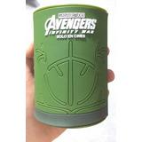 Heladera Hulk Avengers Infinity War Cinépolis Spyral