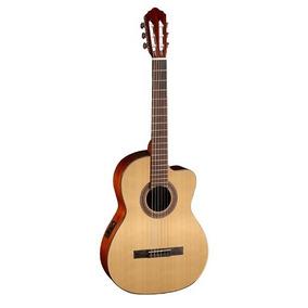 Guitarra Electroacústica Nylon Cort Ac-120ce Op