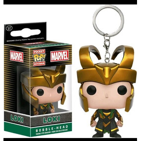 Chaveiro Funko Pop Loki Marvel